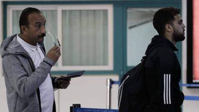 صورة الإسماعيلي ضد الإفريقي  .. بعثة الدراويش تصل إلى تونس