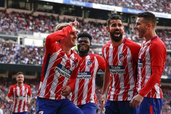 ملخص وأهداف مباراة أتلتيكو مدريد ضد ديبورتيفو ألافيس في الدوري الإسباني