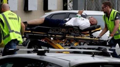 صورة شاهد فيديوهات حادث نيوزيلندا الارهابي