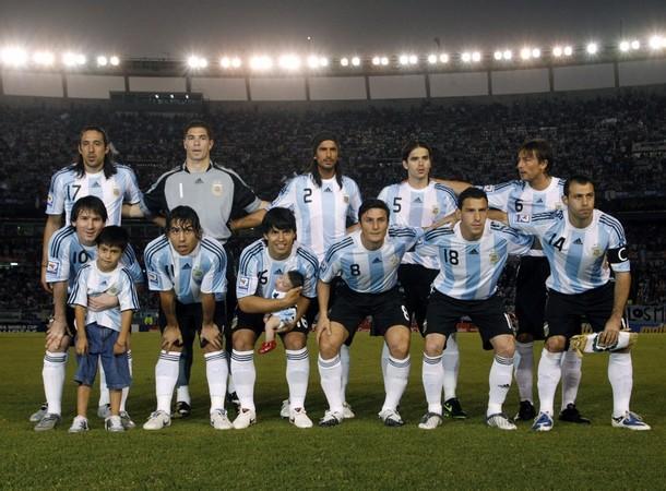مشاهدة مباراة الأرجنتين وفنزويلا بث مباشر