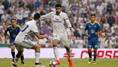 مشاهدة مباراة ريال مدريد وسيلتا فيجو بث مباشر 16-3-2019
