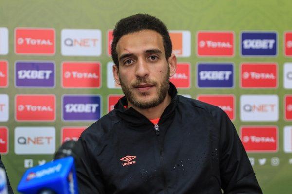هشام محمد جاهز لمواجهة الأهلي وفيتا كلوب