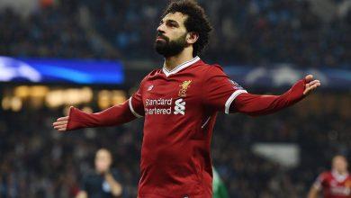 محمد صلاح يقود تشكيل ليفربول ضد إيفرتون
