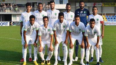 Photo of مشاهدة مباراة الأهلي والرائد السعودي بث مباشر 27-3-2019