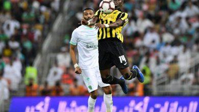 ملخص وأهداف مباراة الأهلي واتحاد جدة السعودي
