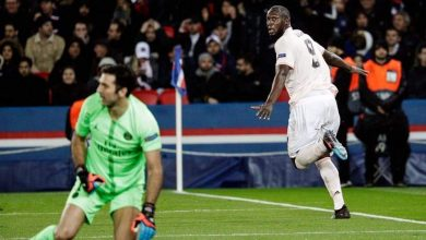 مانشستر يونايتد ضد باريس سان جيرمان.. اليونايتد يصعد لربع نهائي دوري الأبطال