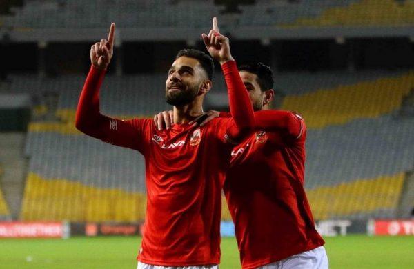 عمرو السولية جاهز لمواجهة الأهلي وفيتا كلوب