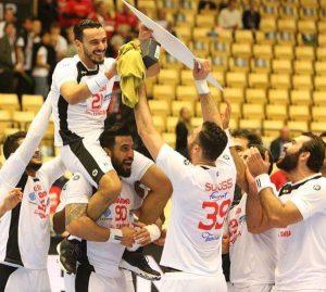أسامة البوغنامي مع المنتخب التونسي