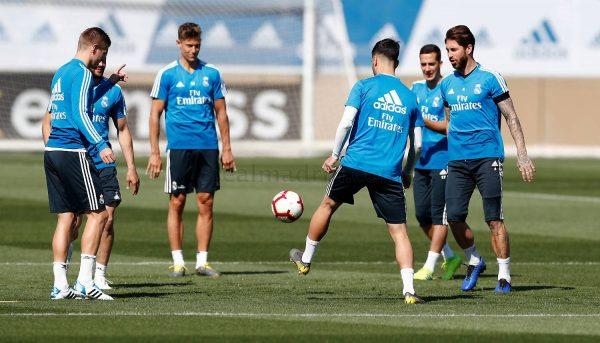 مشاهدة مباراة ريال مدريد وويسكا بث مباشر 1-4-2019