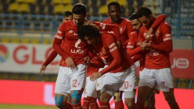 قائمة الأهلي لمواجهة بتروجيت في الدوري المصري الممتاز
