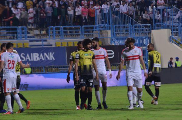 ترتيب هدافي الدوري المصري بعد مباراة الزمالك والمقاولون