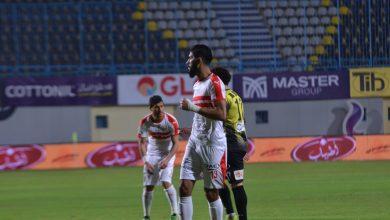 Photo of ملخص وأهداف مباراة المقاولون والزمالك في الدوري المصري