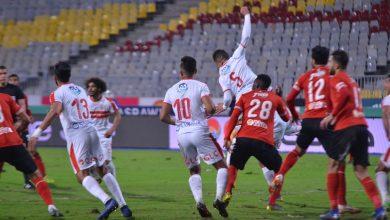 Photo of الزمالك ضد الأهلي.. التعادل السلبي ينهي قمة المطر