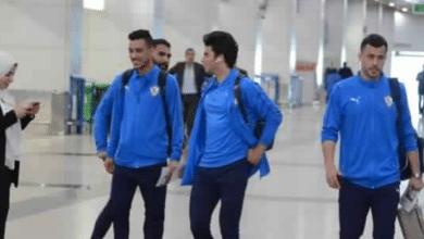 Photo of بعثة الزمالك تغادر المغرب وتصل القاهرة مساء اليوم