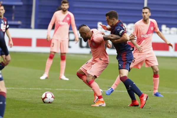 كورة اون لاين بث مباشر مباراة برشلونة ورايو فاليكانو 9-3-2019