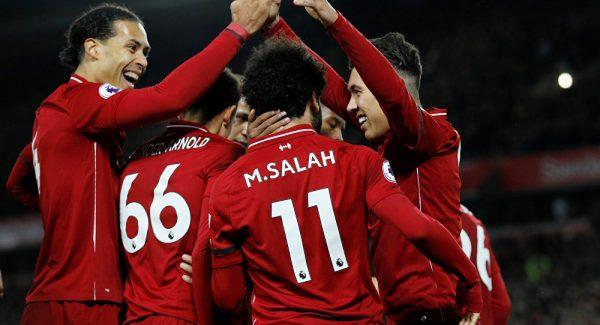 ليفربول ضد فولهام .. محمد صلاح يقود الهجوم
