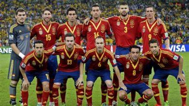 Photo of تعرف على تشكيل إسبانيا ضد النرويج