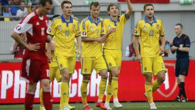 ملخص وأهداف مباراة أوكرانيا ضد لوكسمبورج في تصفيات كأس الأمم الأوروبية