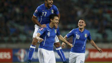 يقدم لكم موقع إيجي سبورت ملخص وأهداف مباراة إيطاليا ضد فنلندا ضمن الجولة الأولى من المجموعة العاشرة من تصفيات أمم أوروبا يورو 2020 والتي انتهت بفوز الازوري بهدفين نظيفين