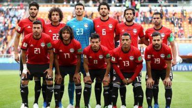 صورة ملخص ونتيجة مباراة مصر وتنزانيا