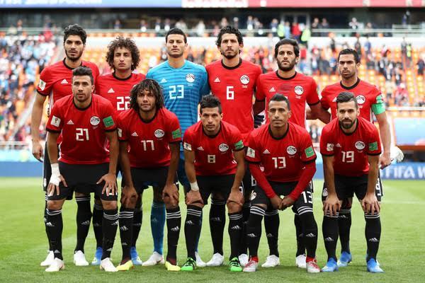 ملخص ونتيجة مباراة مصر وتنزانيا
