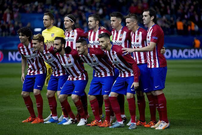أتليتكو مدريد ضد ليغانيس