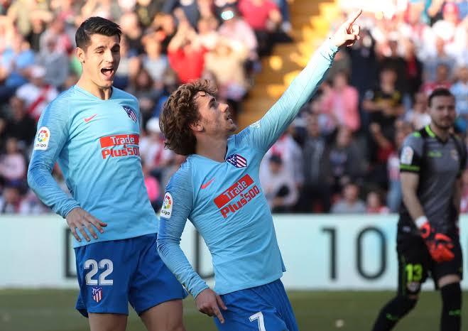 تشكيل أتلتيكو مدريد ضد ديبورتيفو ألافيس