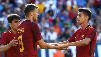 ملخص وأهداف روما ضد لاتسيو