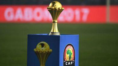 تصنيفات المنتخبات المشاركة في بطولة أمم أفريقيا
