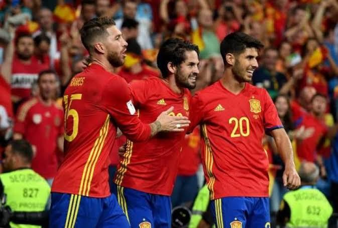 نتيجة واهداف مباراة النرويج ضد إسبانيا