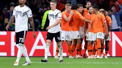 ملخص وأهداف مباراة ألمانيا ضد هولندا