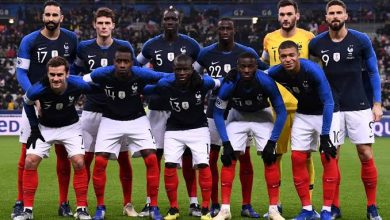 صورة تشكيل فرنسا ضد ايسلندا والقنوات الناقلة
