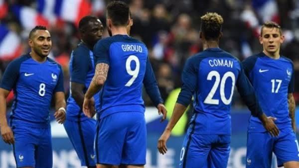 ملخص وأهداف مباراة فرنسا وايسلندا