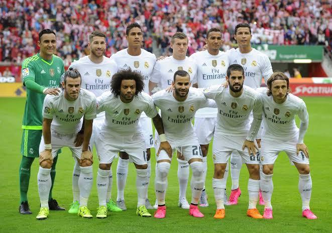 تشكيل ريال مدريد ضد بلد الوليد