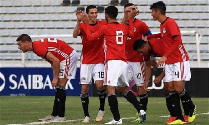 ملخص وأهداف مباراة منتخب مصر الأوليمبي ضد هولندا