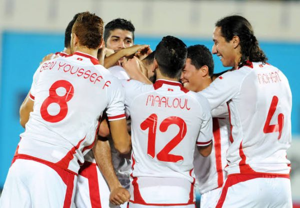 تشكيل منتخب تونس ضد منتخب الجزائر