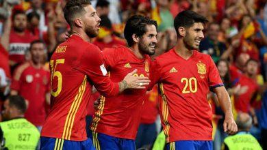 تشكيل إسبانيا ضد مالطا في تصفيات أمم أوروبا