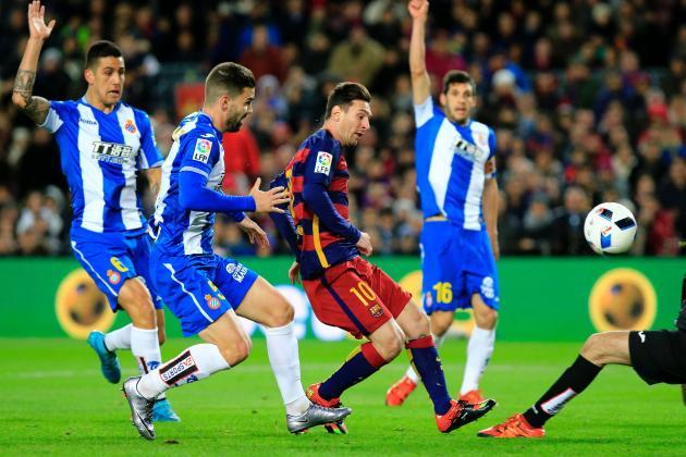 مشاهدة مباراة برشلونة وإسبانيول بث مباشر 29-3-2019