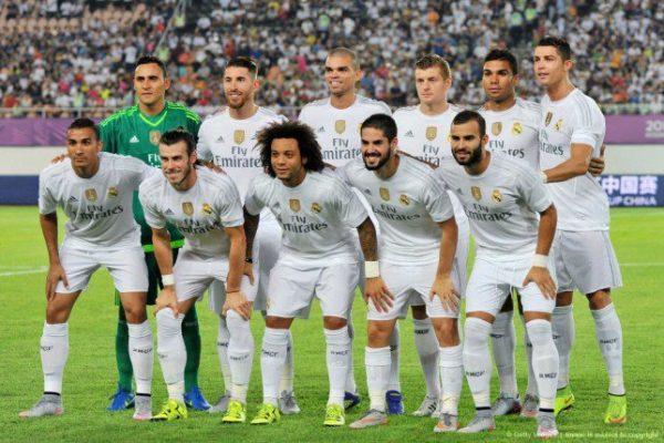 مشاهدة مباراة ريال مدريد وريال بلدالوليد بث مباشر