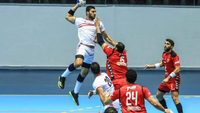 Photo of كوماندوز الزمالك يواصل تصدر دوري كرة اليد بالتعادل مع الأهلي