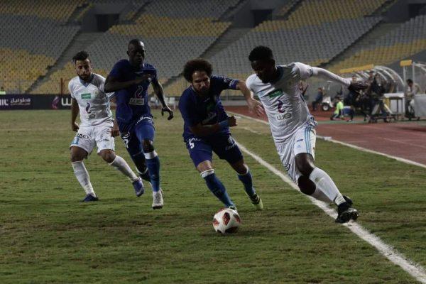 ملخص وأهداف مباراة الإسماعيلي ضد سموحة