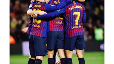 مشاهدة مباراة برشلونة ضد ألافيس بث مباشر 21-12-2019