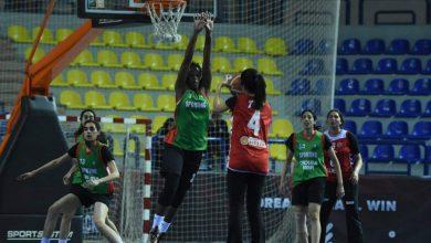 Photo of سيدات سبورتنج يتوجن ببطولة كأس مصر لكرة السلة
