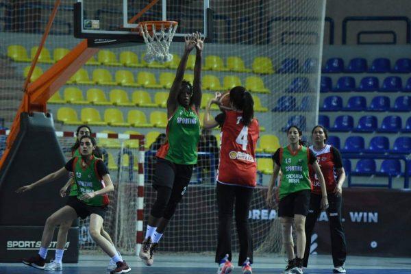 سيدات سبورتنج يتوجن ببطولة كأس مصر لكرة السلة