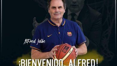الاسباني الفريد جولبي المدير الفني الجديدلمنتخب كرة السلة