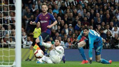 ملخص وأهداف مباراة برشلونة ضد ريال مدريد