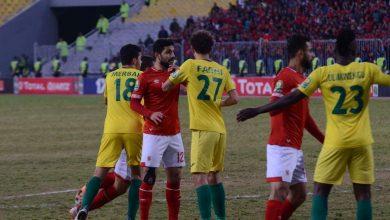 Photo of الأهلي ضد شبيبة الساورة.. الأحمر يتقدم بهدفين في الشوط الأول