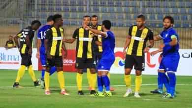 نتيجة مباراة وادي دجلة وطلائع الجيش في الدوري المصري