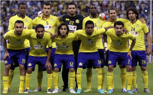 مشاهدة مباراة النصر السعودي والجيل بث مباشر