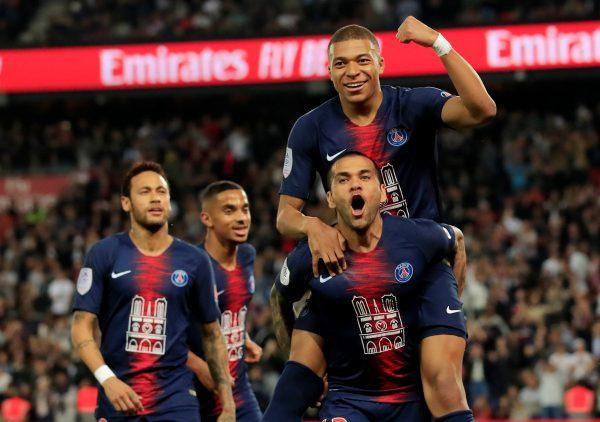 تشكيل باريس سان جيرمان ضد مونبلييه بالدوري الفرنسي